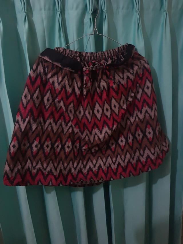 Rok tribal batik