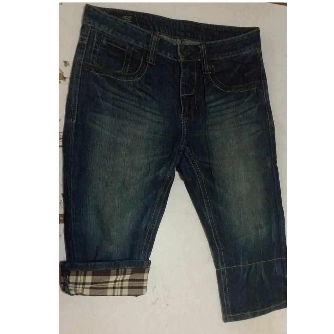 RRJ Cropped Pants