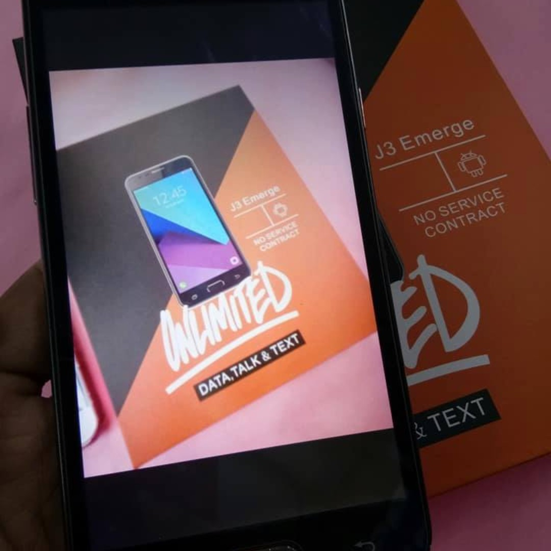 SAMSUNG J37 EMERGE, Mobile Phones & Tablets, Android Phones