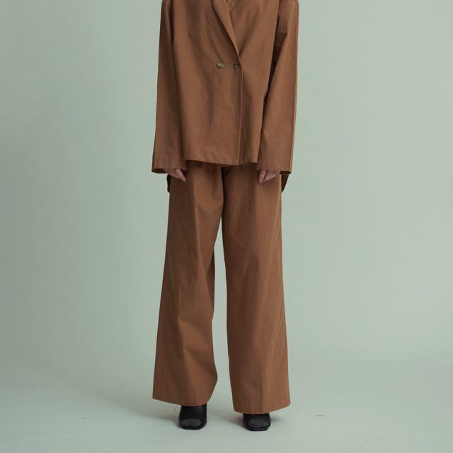 Shopatvelvet brown trousers