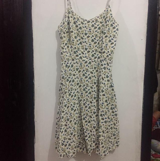 short dress floral