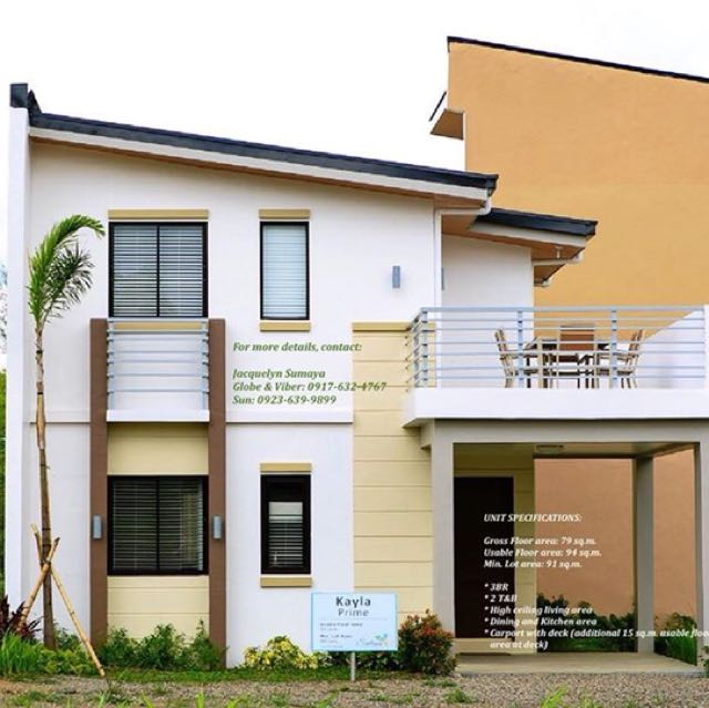 Single Attached Complete in Calamba