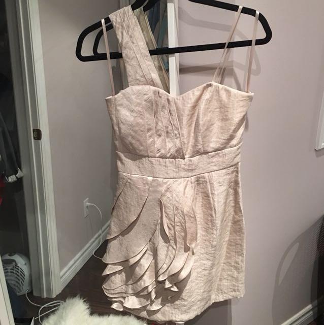 Size 2 Semi-Formal Dress