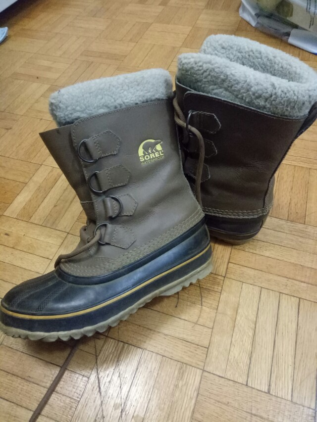 Sorel Winter Boots(waterproof)