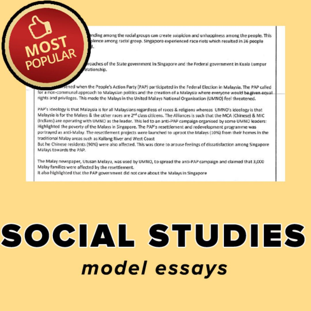 Electricity Essay Photo Photo  Twelfth Night Essays also Essay On Obesity Social Studies Essays Notes Books  Stationery Textbooks On Carousell Essay Of Population