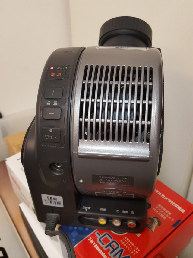 Sony projector cpj200 (110v )
