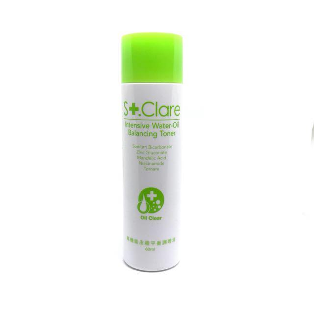 St.Clare 聖克萊爾 高機能皮脂平衡調理液