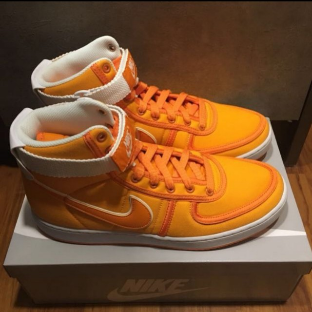 sneakers for cheap 7ddf2 e7e1b (STEAL  160) NIKE VANDAL HIGH SUPREME DOC BROWN, Men s Fashion, Footwear,  Sneakers on Carousell