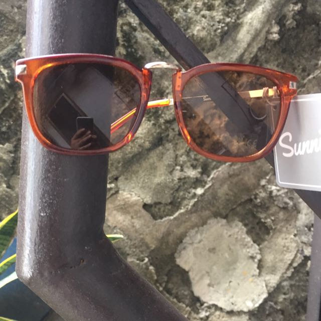 Sunnies orange full caramel (RAF)