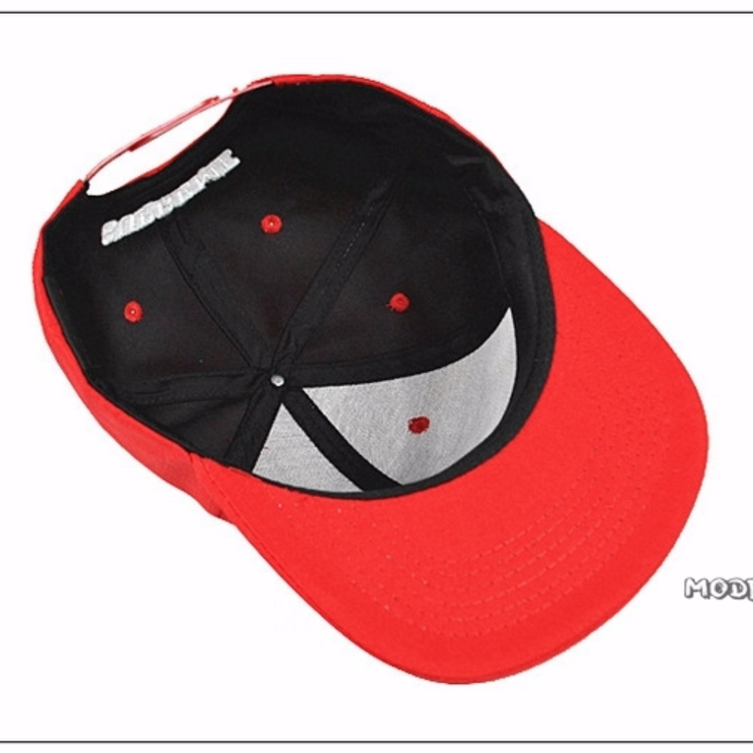 26ade767f56 Supreme Arabic Letter Cap ( Red )