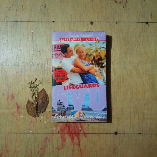 Sweet Valley Universities: Lifeguards by Francine Pascal