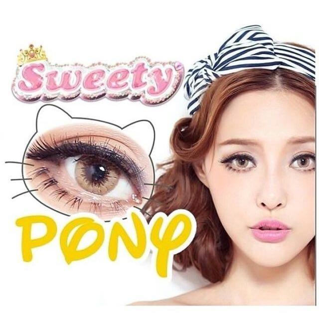 Sweety Pony Lens