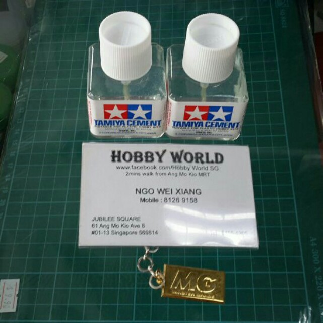 Tamiya Cement 40ml