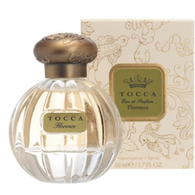 Tocca womens Florence perfume fragrance