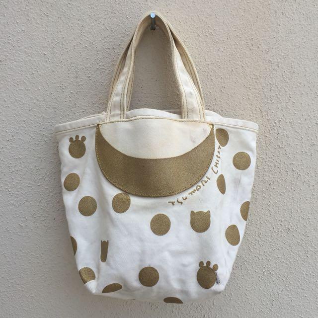 Tsumori Chisato Tote Bag