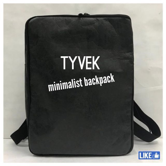 Tyvek Backpack, Men s Fashion, Bags   Wallets on Carousell 0c9f8bdf6c