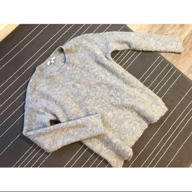 Uniqlo超保暖毛衣