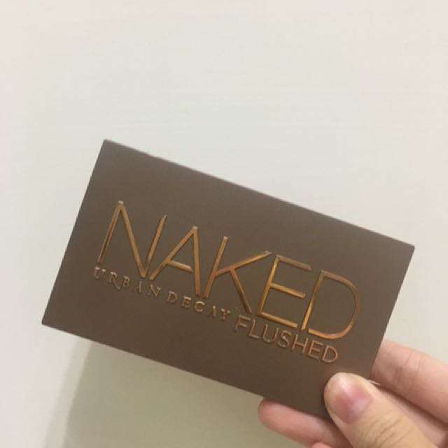 Urban decay naked flushed  native