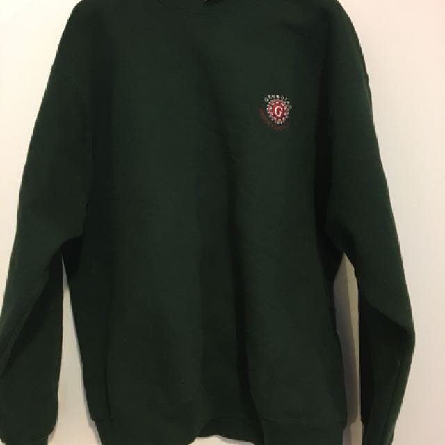 vintage georgian crewneck