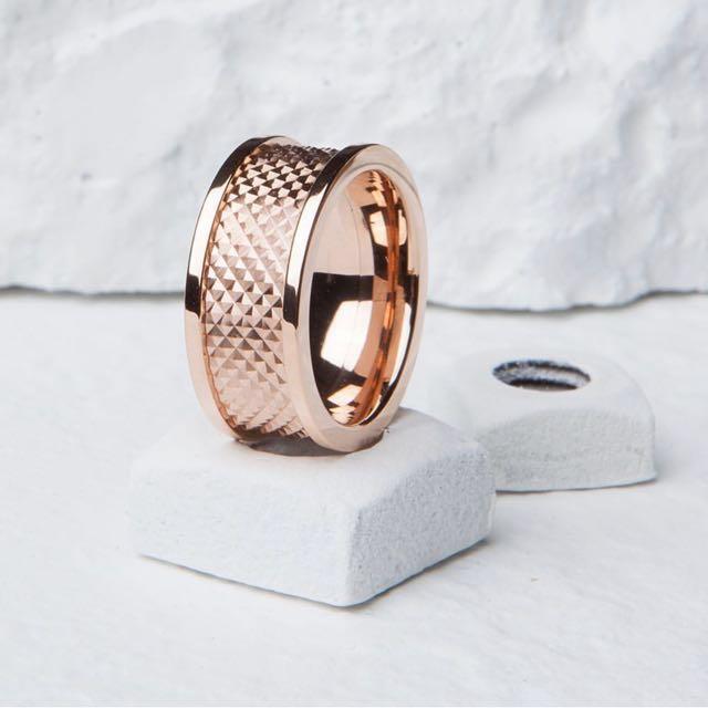 Vitaly Rose Gold Ring