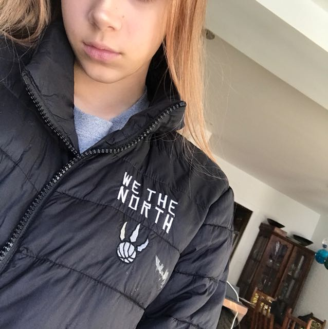 We the north jacket