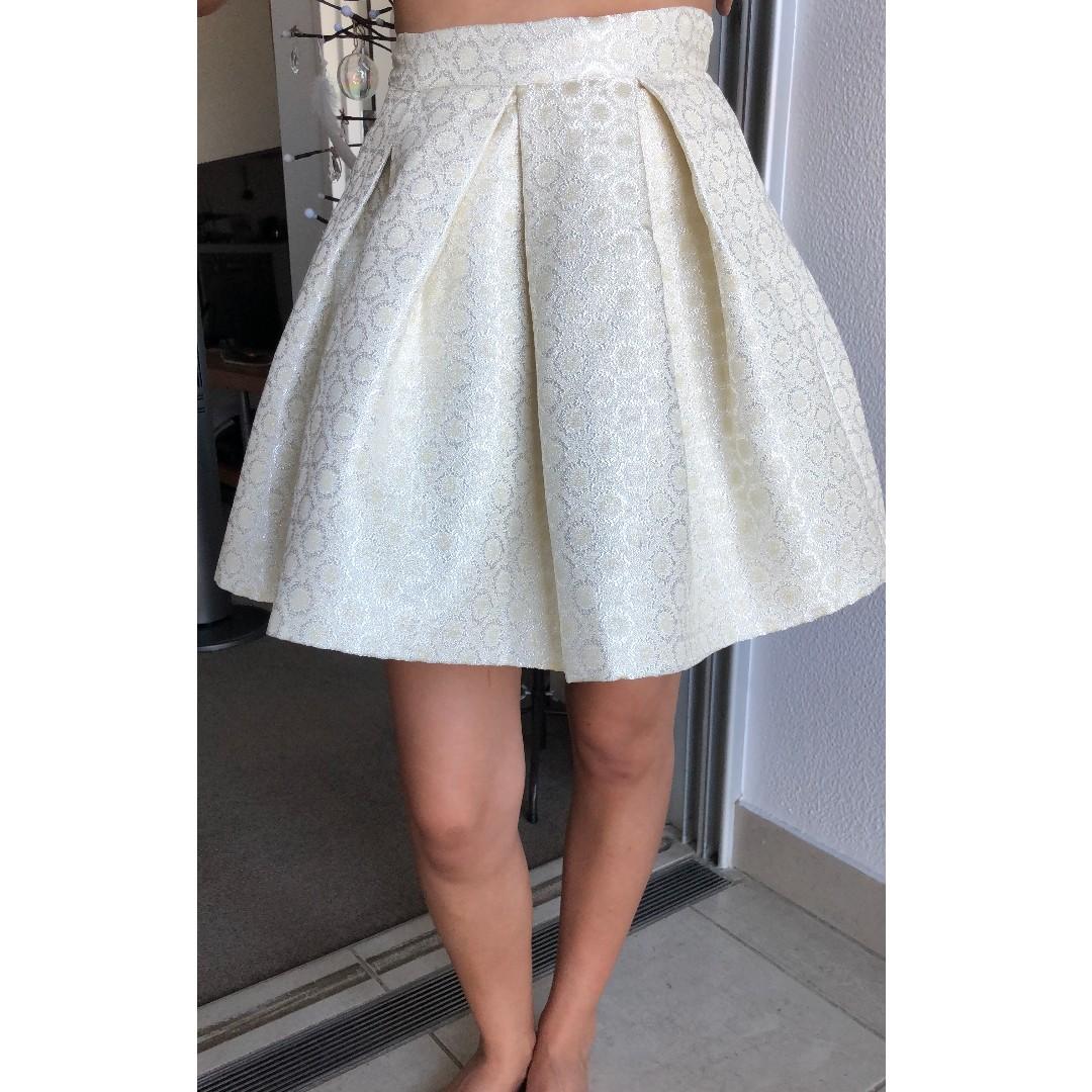 WORN ONCE! LULU & ROSE skirt ♡