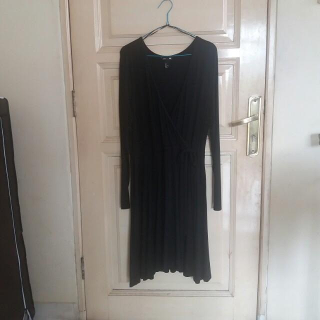 Wrap Dress - REPRICE -