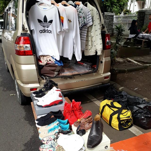 Yuk merapat Gasibu Bandung