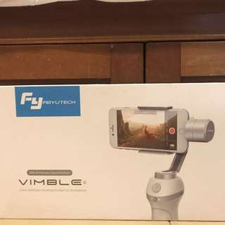 Feiyutech vimble  condition 9/10 Only used one time during my trip in sept