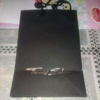 Brand New Thomas Sabo Small Paperbag