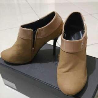 Karen & Chloe Ankle Boots