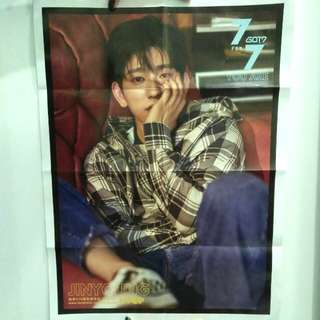 GOT7 Jin Young Poster