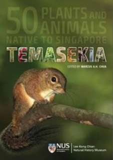 #Contiki2018 Temasekia: 50 Plants and Animals Native to Singapore