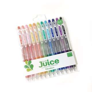 pilot juice 0.5 pens pack of 12