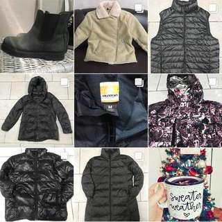 Garage Sale Winter Jacket