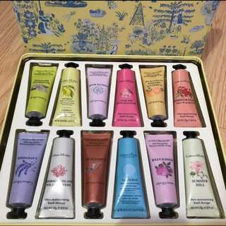 Crabtree & Evelyn Hand Therapy Set of 12