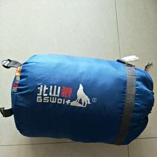 成人露營睡袋 戶外旅行睡袋 秋冬加厚