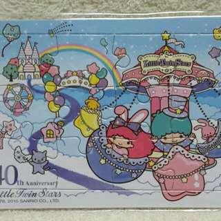 2015 年 台灣 夢幻特展 拼圖明信片 $25 張
