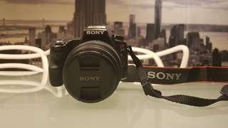 Sony DSLR