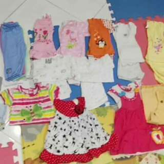 Baby Girl 6-12months bundle
