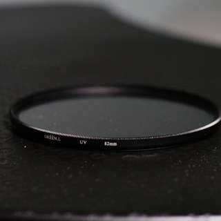 GREEN L UV FILTER 82mm