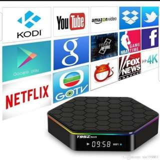 OS 7.1.2 Octa-Core T95Z Plus Android TV Box