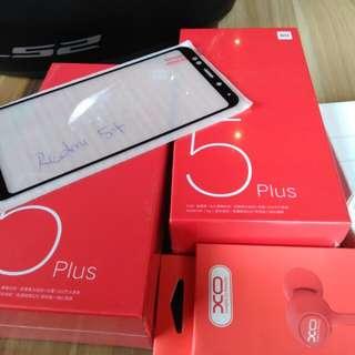 Xiaomi redmi 5plus 3/32gb