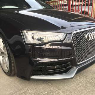 Audi A5 2.0 S Line With S5 Facelift