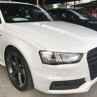 Audi A4 2.0 S Line Quattro