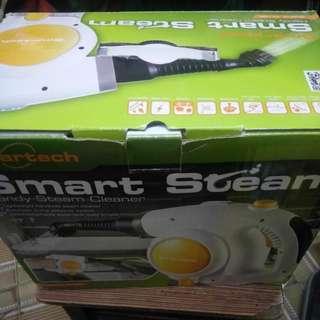 """大掃除必用 """"Smart Steam"""" 多功能蒸氣潔淨機"""
