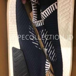 Adidas NMD R2 City Socks (CS2) PK Ronin Blue Navy BNIB