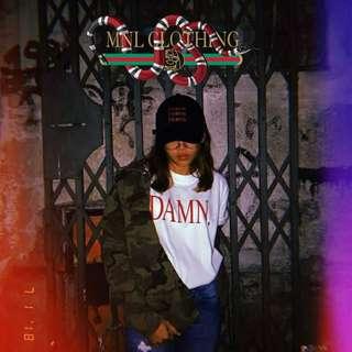 DAMN. Kendrick Lamar Merch Tees