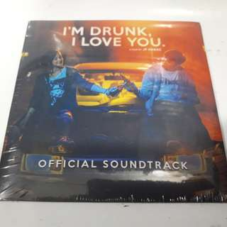 IM DRUNK, I LOVE YOU OST CD ALBUM