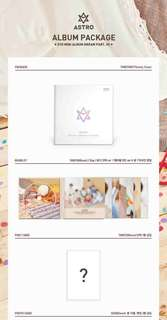 ASTRO DREAM PART 02 WITH VER LIMITED EDITION (WM)